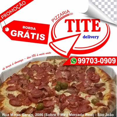 Pizzaria do Tite Votuporanga SP